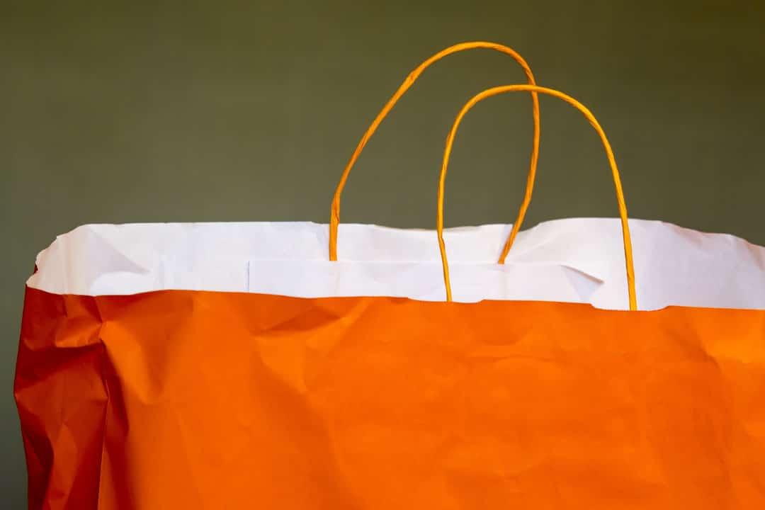 Einkaufssackerl - Online-Shop
