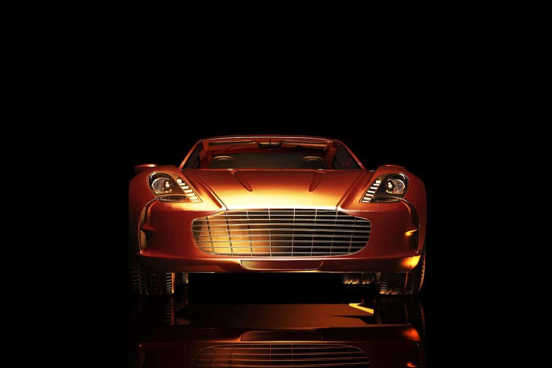 Sportwagen - Exklusives Design