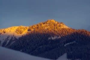Suchseitenoptimierung - Leuchtender Hügel